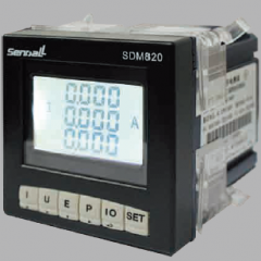 SDM820智能电力仪表(价格根据实际配置来,下单前请咨询客服) 1000