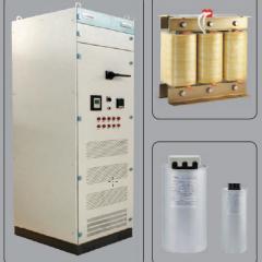 SDXC/SDXL系列抗谐波补偿电容电抗、SDXK系列功率因数控制器 1000